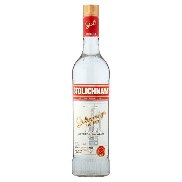 Stolichnaya Vodka | Ocado