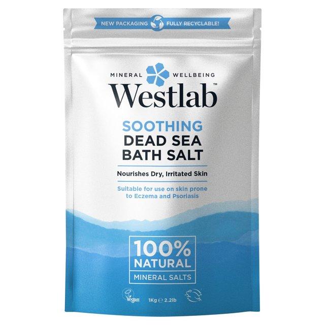 Westlab Dead Sea Bath Salts 1kg from Ocado