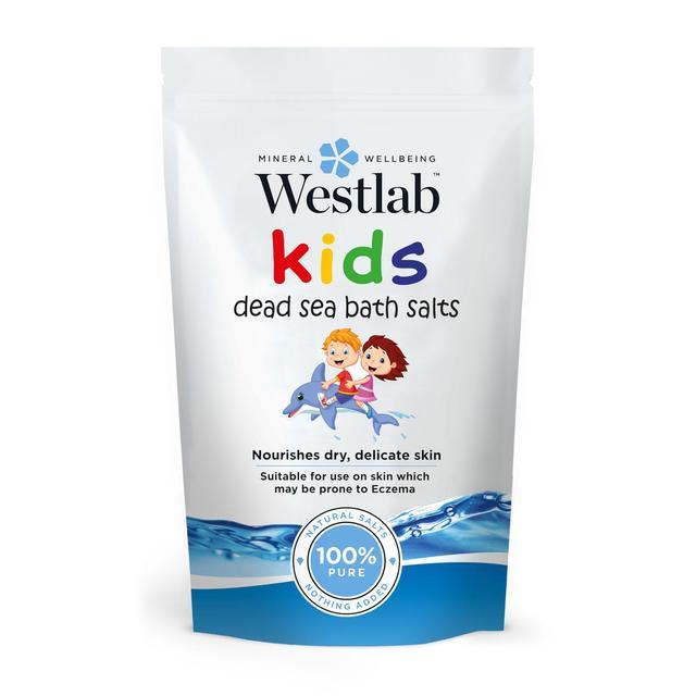 Westlab Kids Dead Sea Bath Salts 500g from Ocado