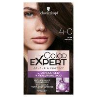 Schwarzkopf Color Expert 4-0 Dark Brown Hair Dye from Ocado