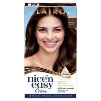Nice n Easy Hair Dye Natural Medium Brown 5 from Ocado