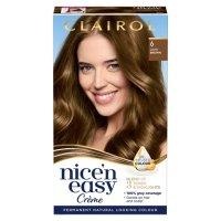 Nice n Easy Hair Dye Natural Light Brown 6 from Ocado