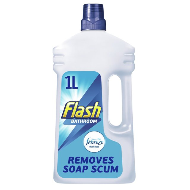 Flash Bathroom Cleaner Liquid Ocado