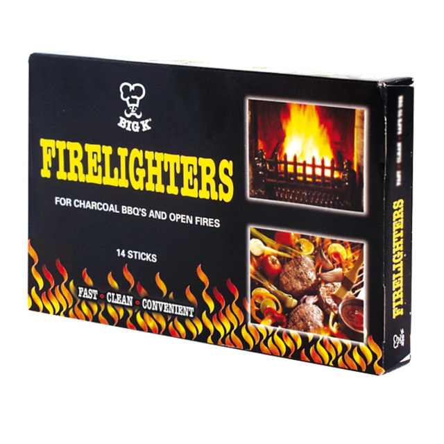 Big K Firelighters | Ocado