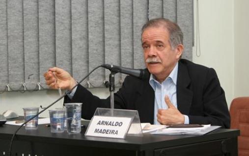 Resultado de imagem para ex-deputado federal Arnaldo Madeira