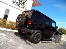 Jeep Wrangler Power Steps