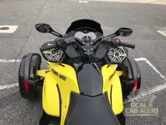 Can-Am Spyder SlamPak