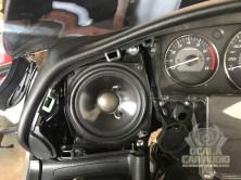 Honda Gold Wing Stereo