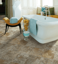 Ocala Carpet & Tile - About Luxury Vinyl