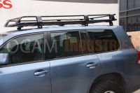 Full Length For 200 Series Toyota LandCruiser Aluminium