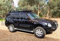 Aluminium Roof Rack for Mitsubishi Pajero 2007