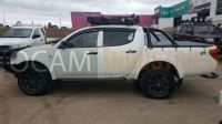 Mitsubishi Triton Tradesman Roof Rack Steel - ML MN 2006 ...