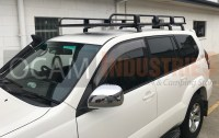 Aluminium Full Length Tradesman Roof Rack For Toyota