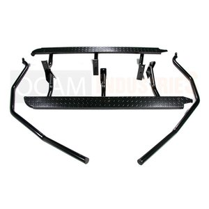 Steel Side Steps & Brush Bars Alloy Roof Rack For Triton