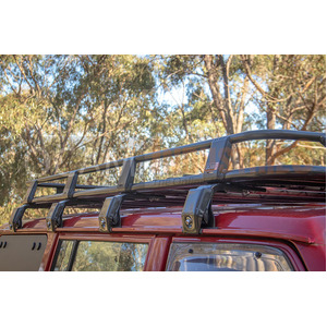 Aluminium Roof Rack & Awning For Nissan Patrol GQ GU & For
