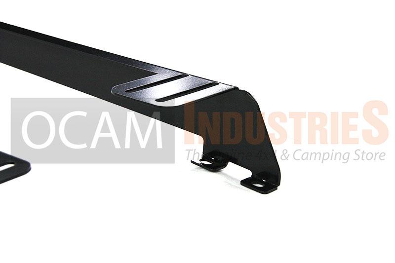 Full Length Aluminium Alloy Tradesman Rack For Nissan
