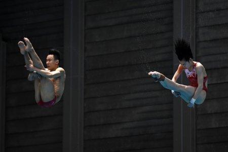 2019世界跳水系列赛首战告捷 中国队收揽13枚奖牌