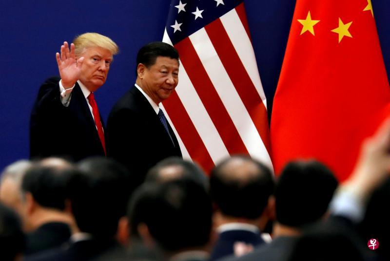 特朗普与习近平通电话 表示二人将在G20峰会会晤