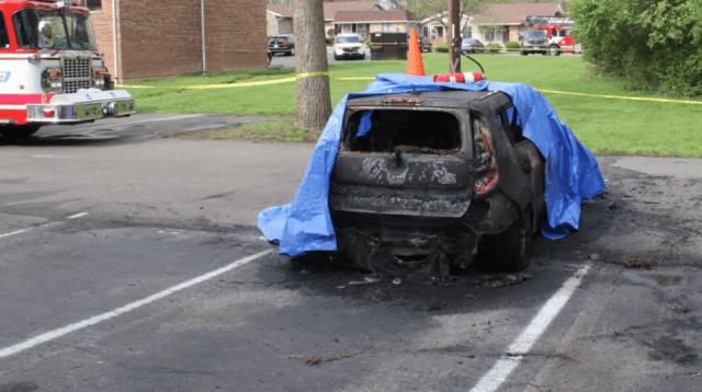 这款车还敢买?引擎突然起火烧死人烧毁屋