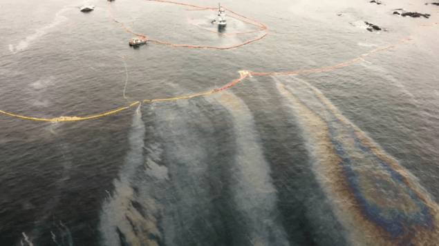 罚款290万:美国运输公司原油泄漏污染原住民捕鱼区