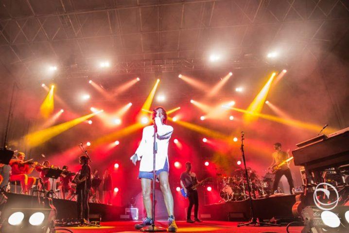 Gianna Nannini live Collegno
