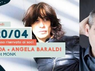 EDDA + Angela Baraldi