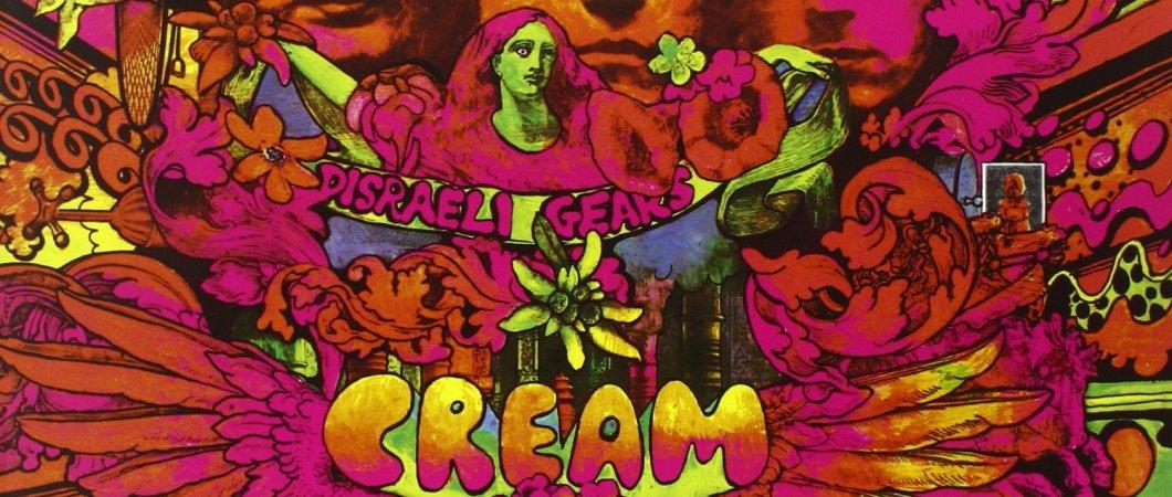 Cream - Disraeli Gears
