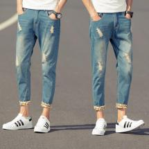 Ripped Up Jeans Men