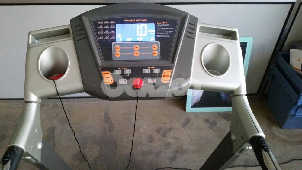 Tapis De Course Fitness Doctor X Trail Occasion Vendre