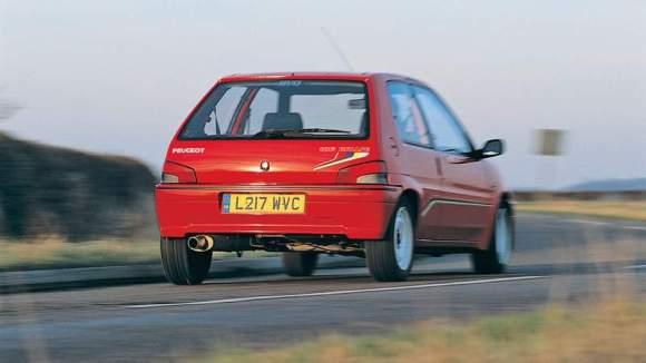 Quelle Voiture à 5000 € : Peugeot 106 Rallye