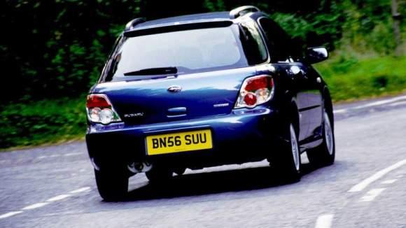 Quelle Voiture à 5000 € : Subaru Impreza WRX