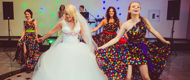 group dances for weddings
