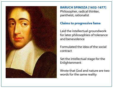 extensive spinoza es baruch es spinoza es known religion century