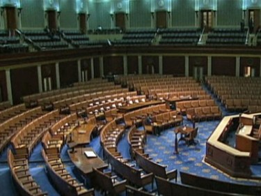 congress empty