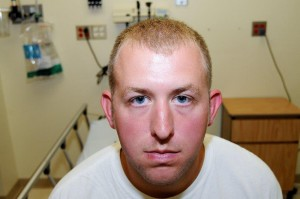 Darren Wilson, the officer who shot and killed Michael Brown