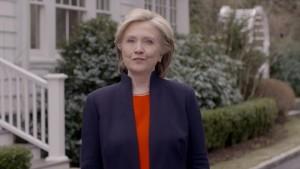 Hillary pretend populism