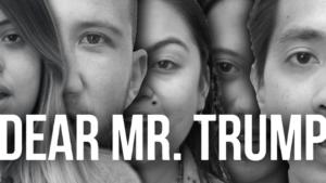 dear mr trump