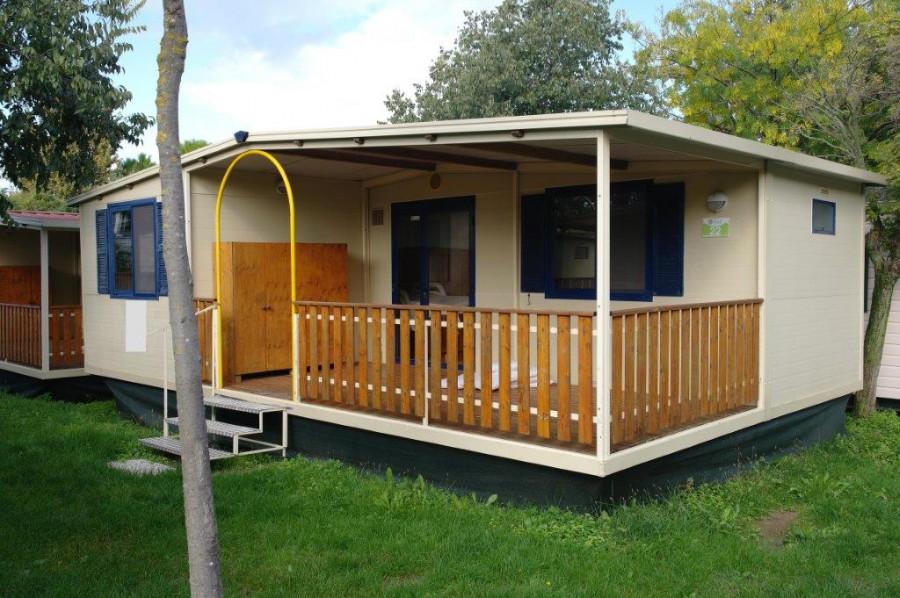 Casa Mobile Terrazza Glam
