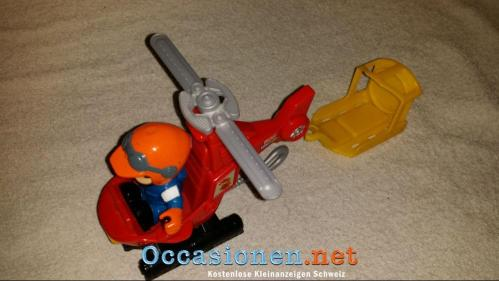 FISHER PRICE - Little People - Helikopter-1