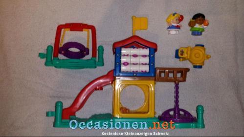 Fisher Price Little People Spielplatz-2
