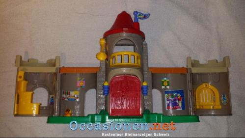 Fisher Price Little People Burg mit Sound-2