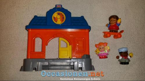 FISHER PRICE Little People Schule
