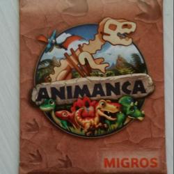 Animanca – Dino aus Holz – Migros