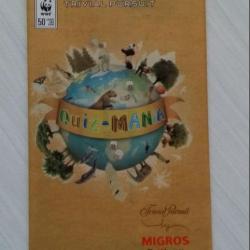 Quiz-Mania - Migros - Trivial Pursuit - Spielkarten