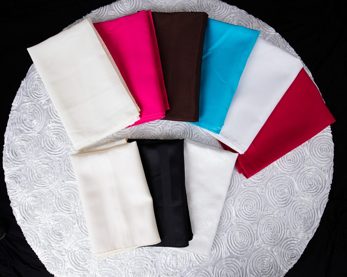places to rent tablecloths and chair covers near me for rocker polyester table napkin occasions linen rental
