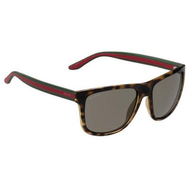 f72e42bbfe Gucci 1118s M15 70 Avana Verde Rosso