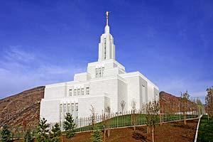 icke-LDS dating i Utah