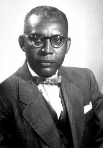 """François """"Papa Doc"""" Duvalier, president of Haiti, 1957-1971"""