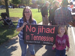The League of the South encounters little resistance in Tennessee