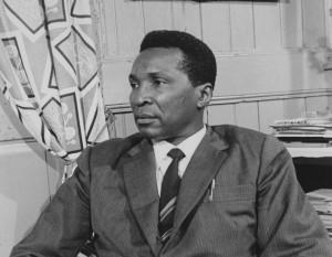 Francisco Macías Nguema, president of Equatorial Guinea, 1968-1979